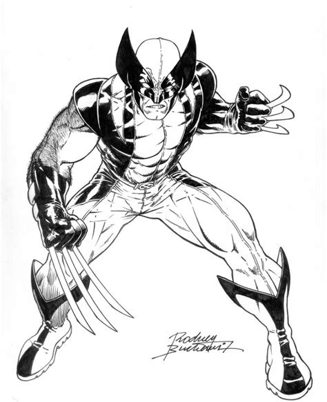 wolverine coloring pages printable free printable wolverine coloring pages for kids