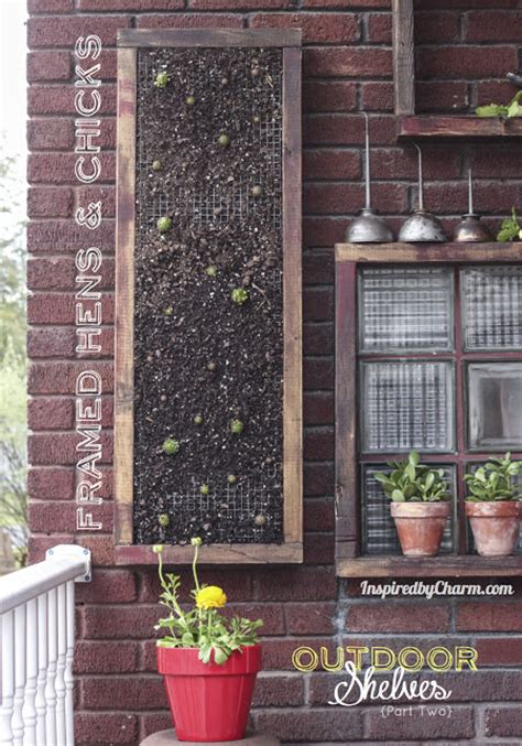how to build your own vertical garden how to make your own neat vertical garden shelves