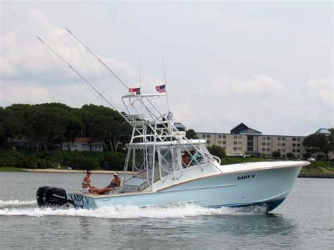 boats for sale in outer banks nc 2006 used outerbanks boat works custom express cruiser