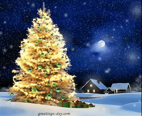 animated tree lights gifs greeting cards pictures animated gifs