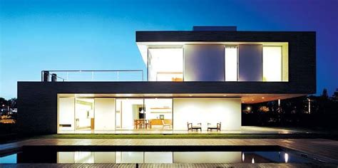 imagenes minimalismo arquitectura 35 fotos de fachadas de casas modernas arquitexs