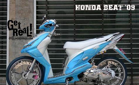 Sparepart Honda Beat 2015 ubah motor beat mu modifikasi dan sparepart