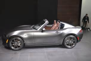 2017 mazda mx 5 miata rf launch edition priced from 33 850 can be