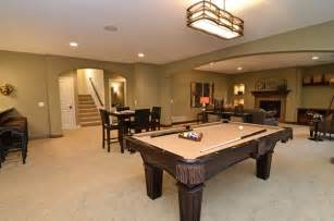 Paint Color Schemes For Open Floor Plans basements the good and the bad zameen blog