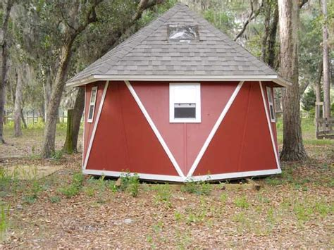 Dome Barn Pentagon Shaped Dome Barn Construction Space Craft Inc