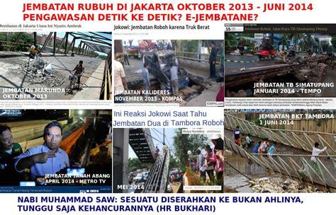 Mukena Yaman foto jembatan jembatan yang rubuh di jakarta info indonesia