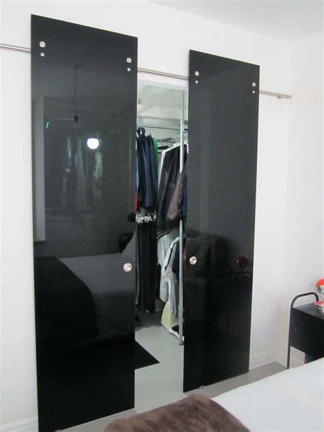 vetro doppia porte vetro scorrevoli battente raso muro offerta