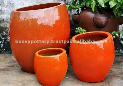 Vase Packaging Giant Outdoor Ceramic Planter Buy Outdoor Glazed Planter