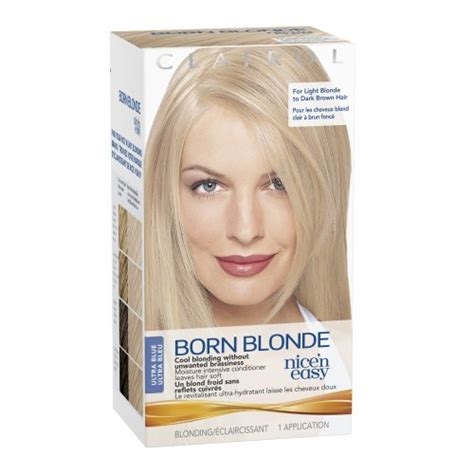 clairol blonde hair color chart clairol blonde hair color in 2016 amazing photo