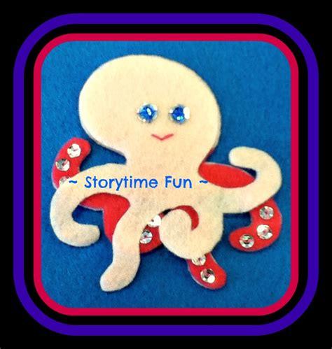 Abc Felt storytime abc s flannel friday once i saw an octopus