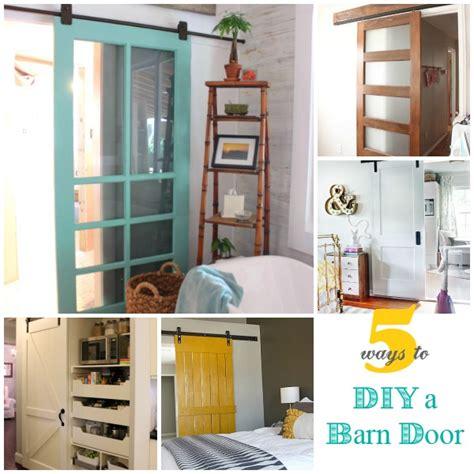 how to make a sliding barn door 5 ways to make a sliding barn door infarrantly creative