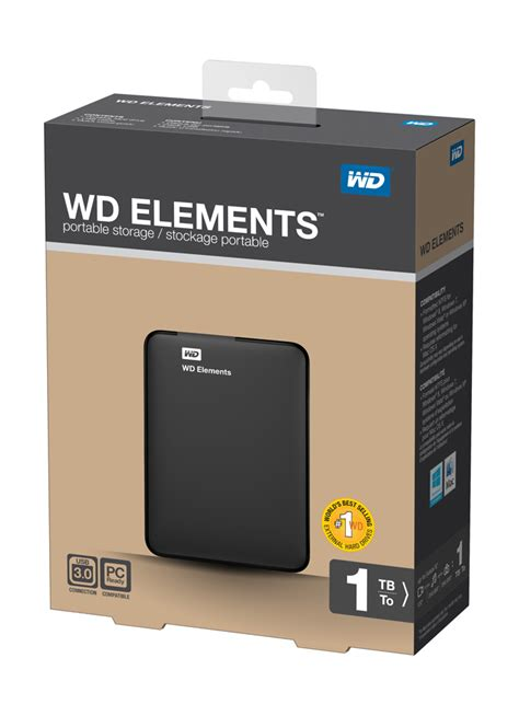 Wd Elements Portable Drive Usb 3 0 500gb wd elements 1tb usb 3 0 2 5 inch portable drive wdbuzg0010bbk black xcite alghanim