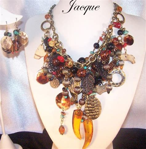 Handcrafted Jewelry - just in handcrafted jewelry complementing fashions trends