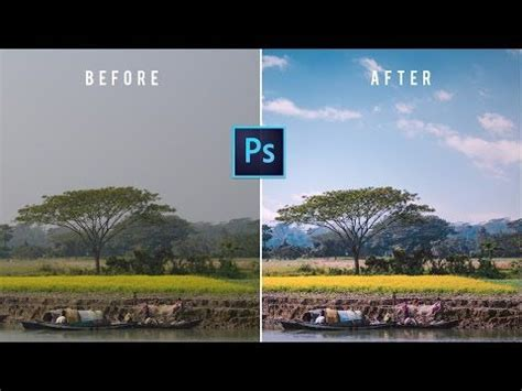 illustrator replace color photoshop tutorial how to replace sky adobe photoshop