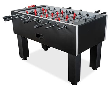 size foosball table black foosball table regulation size foosball table