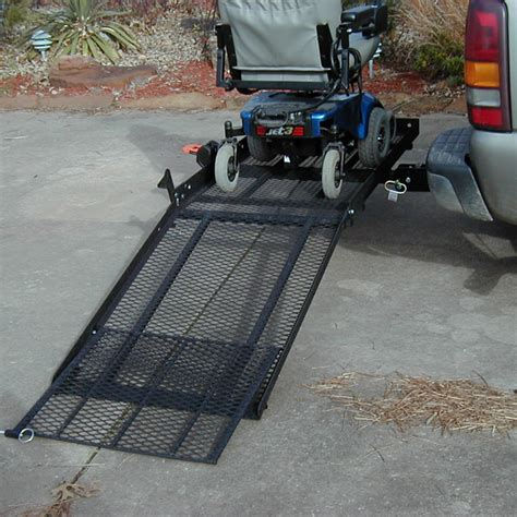 power chair carriers for cars e z carrier e z carrier 3 adjustable height scooter