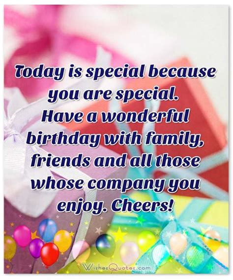 Birthday Quotes To Someone You Deepest Birthday Wishes For Someone Special In Your Life