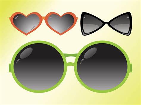 glasses vector vector sunglasses