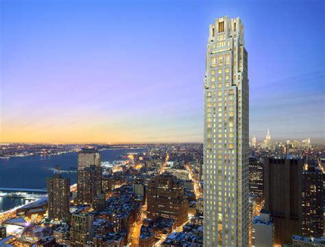 Residence Inn Floor Plans construction update 30 park place new york yimby