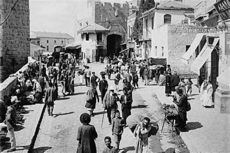 ottomans and zionists before zionism the shared life of jews and palestinians