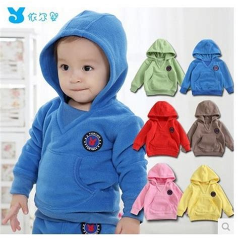 Child Sweatshirt 3 2016 autumn and winter coat new baby boys and go out clothing baby fashion coat
