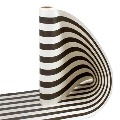 striped paper table runner black stripe paper table runner