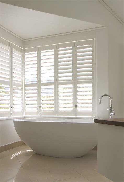 bathroom shutters uk waterproof shutters for bathroom or shower window java