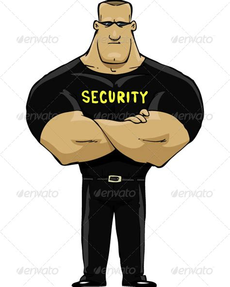 how to to be a guard security guard graphicriver