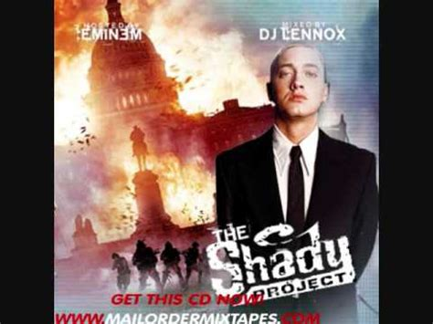 eminem movie projects 7 eminem ft b o b things get worse the shady project
