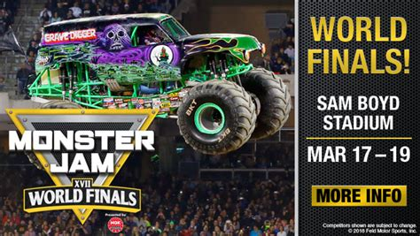 monster truck jam las vegas mommie of 2 monster jam world finals vegas save