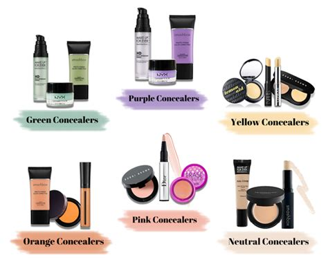 pink color corrector color correcting concealers when and why