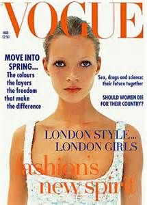 Cbell Kate Moss On The Cover Of Vogue February 2008 by Kate Moss Honours Rolling Stones For 37th Appearance