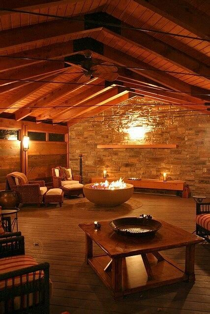 Indoor Pit Fireplace by Indoor Pit Mountain Get A Way Log Home Cabin