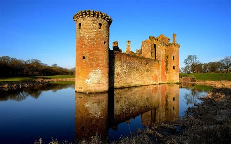 old castle old castle by the lake wallpaper 20849