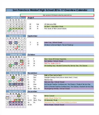 project calendar template project calendar template 10 free word pdf documents