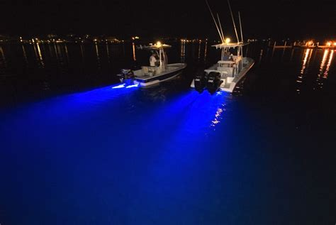 fishing lights for pontoon boats fishing at night pontoon deck boat magazine