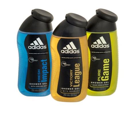 Adidas Team Shower Gel discount shop uk buy discounted health and