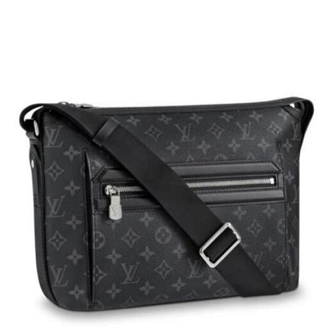 louis vuitton odyssey messenger pm monogram eclipse