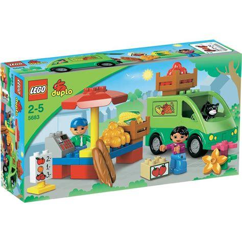 Lego 5683 Duplo lego 174 duplo 174 5683 market place from conrad