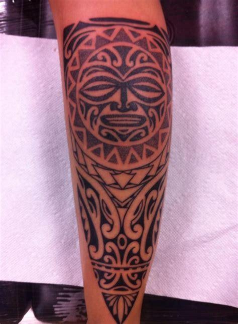 hawaiian themed tattoos