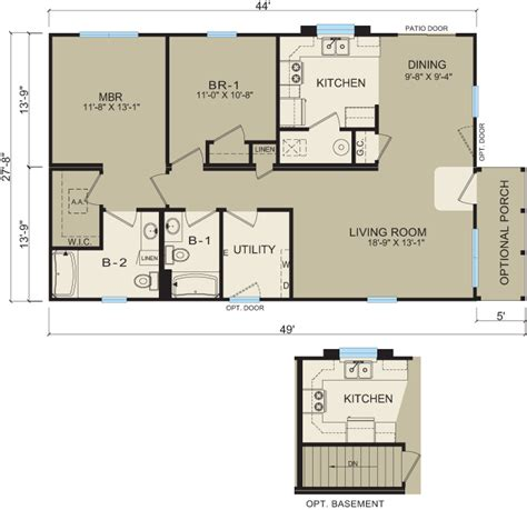 home floor plans with prices michigan modular homes 3629 prices floor plans