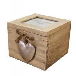 Gift Wrapping Storage Ideas - heaven sends heart detail wooden photo frame trinket box heaven sends from mollie amp fred uk