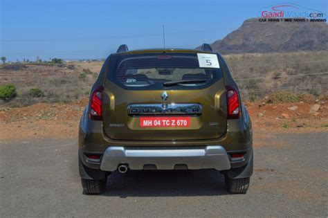 Duster Renault India by Renault Duster