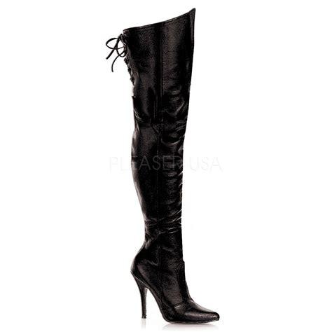pleaser legend 8899 thigh high boots