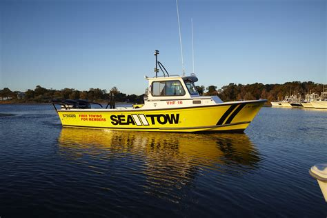 tow boat sea tow news