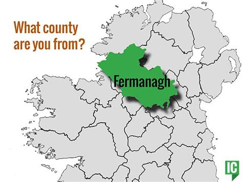 what co all the basics and some fun facts about county fermanagh