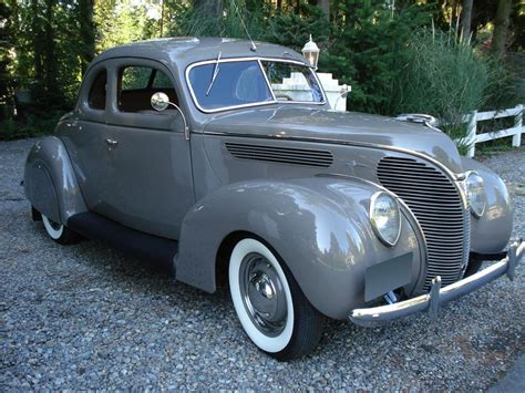 Classic Car Interior Upholstery 1938 Ford 5 Window Coupe 61415
