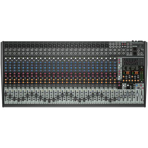 Mixer Behringer Sx3242fx behringer eurodesk sx3242fx 10077692 171 mixer