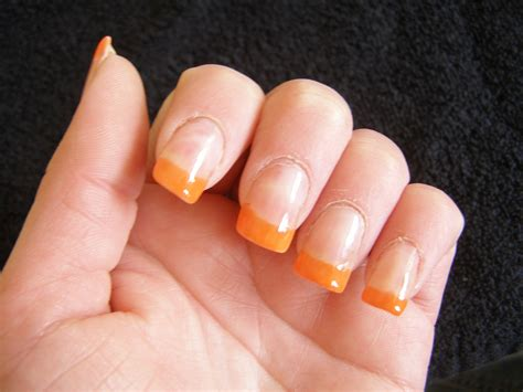 Nail Tips by File Bright Orange Nail Tips Jpg Wikimedia Commons