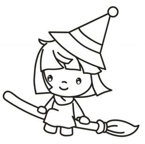 witch coloring pages preschool 93 best images about fantasy coloring pages on pinterest